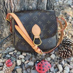 LOUIS VUITTON Saint Cloud mm crossbody bag